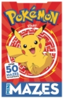 Pokemon Mini Mazes - Book