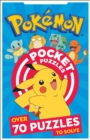Pokemon Pocket Puzzles - Book