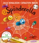 Spinderella board book - Book