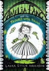 Amelia Fang and the Trouble with Toads - Book