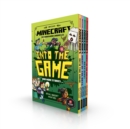 Minecraft: Into the Game - The Woodsword Chronicles Collection - Book