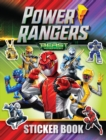 Power Rangers Beast Morphers Sticker Book - Book