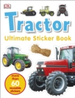 Tractor Ultimate Sticker Book - Book