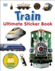 Train Ultimate Sticker Book - Book