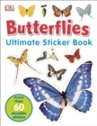 Butterflies Ultimate Sticker Book - Book