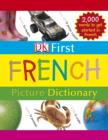First French Picture Dictionary - eBook