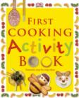 First Cooking Activity Book - eBook