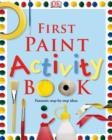 First Paint Activity Book - eBook