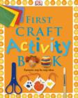 First Craft Activity Book - eBook
