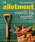 Allotment Month  by Month - Book