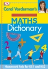 Carol Vorderman's Maths Dictionary - Book