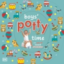 Boys' Potty Time - Book