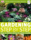 RHS Gardening Step by Step - eBook