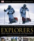 Explorers : Tales of Endurance and Exploration - eBook