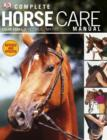 Complete Horse Care Manual - eBook