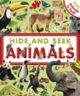 Hide and Seek Animals - eBook