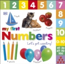 My First Numbers Let's Get Counting - Book
