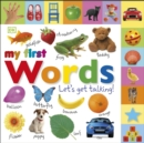 My First Words Let's Get Talking - Book