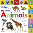 My First Animals Let's Squeak and Squawk - Book