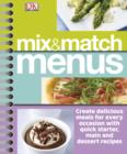 Mix and Match Menus - eBook