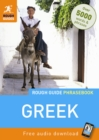 Rough Guide Phrasebook: Greek : Greek - eBook