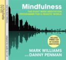 Mindfulness : A practical guide to finding peace in a frantic world - Book