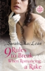 Nine Rules to Break When Romancing a Rake : Number 1 in series - eBook