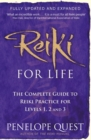 Reiki For Life : The complete guide to reiki practice for levels 1, 2 & 3 - eBook