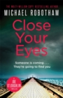 Close Your Eyes - Book