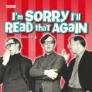 I'm Sorry I'll Read that Again Vol. 1 - eAudiobook