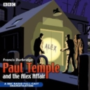 Paul Temple And The Alex Affair - eAudiobook