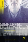 Nineteen Eighty Four: York Notes Advanced - Book