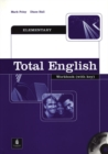Total English Elementary Workbook with Key and CD-Rom Pack - Book
