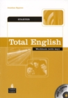 Total English Starter Workbook with Key and CD-Rom Pack - Book