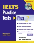 IELTS Practice Tests Plus 2 with key and CD Pack - Book