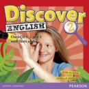 Discover English Global 2 Class CDs - Book