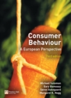 Consumer Behaviour : A European Perspective - eBook