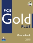 FCE Gold Plus Coursebook and CD-ROM Pack - Book
