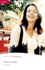 Level 1: Lisa In London Book and CD Pack - Book