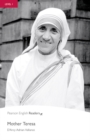 Level 1: Mother Teresa Book and CD Pack - Book