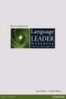 Language Leader Pre-Intermediate Workbook with key and audio cd pack - Book