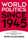 World Politics since 1945 - Book