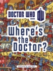 Doctor Who: Where's the Doctor? - Book