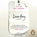 Dear Amy : The Sunday Times Bestselling Psychological Thriller - eAudiobook