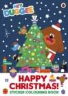 Hey Duggee: Happy Christmas! Sticker Colouring Book - Book