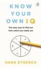 Know Your Own IQ - Book