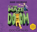 Doctor Who: The Maze of Doom - Book