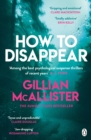 How to Disappear - Book