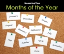 Months of the Year - eBook