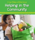 Helping in the Community - Book